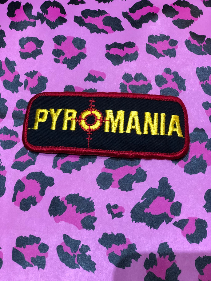 Vintage Def Leppard Patch | Patches - 80s 90s Retro Vintage Clothing | Spark Pretty