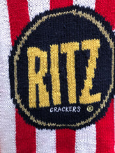 Vintage 80s Ritz Cracker Novelty Sweater | Sweaters - 80s 90s Retro Vintage Clothing | Spark Pretty