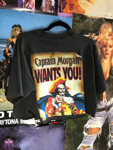 Vintage 80s 90s Captain Cut Off T-shirt | T Shirt - 80s 90s Retro Vintage Clothing | Spark Pretty