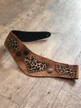 Vintage 80s Leopard Safari Belt | Belts - 80s 90s Retro Vintage Clothing | Spark Pretty