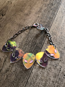 Hologram Alien Choker by Marina Fini | Necklaces - 80s 90s Retro Vintage Clothing | Spark Pretty