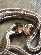Vintage 80s Butterfly Rope Style Belt - Spark Pretty