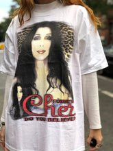 Vintage 1999 Cher Do You Believe T-shirt