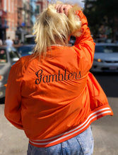 Vintage 70s 80s Gamblers Bomber Jacket | Jackets - 80s 90s Retro Vintage Clothing | Spark Pretty