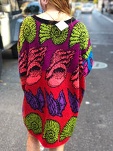Vintage 80s Sea Shell Sweater