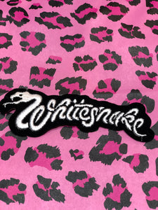 Vintage 80s Whitesnake Patch | Patches - 80s 90s Retro Vintage Clothing | Spark Pretty