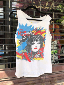 Vintage 80s The Motels T-shirt | T Shirt - 80s 90s Retro Vintage Clothing | Spark Pretty