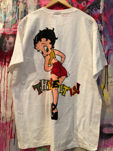 Vintage 90s Betty Boop Woop There it is! Hip hop Novelty T-shirt XL