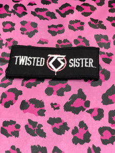 Vintage 80s Twisted Sister Patch | Patches - 80s 90s Retro Vintage Clothing | Spark Pretty