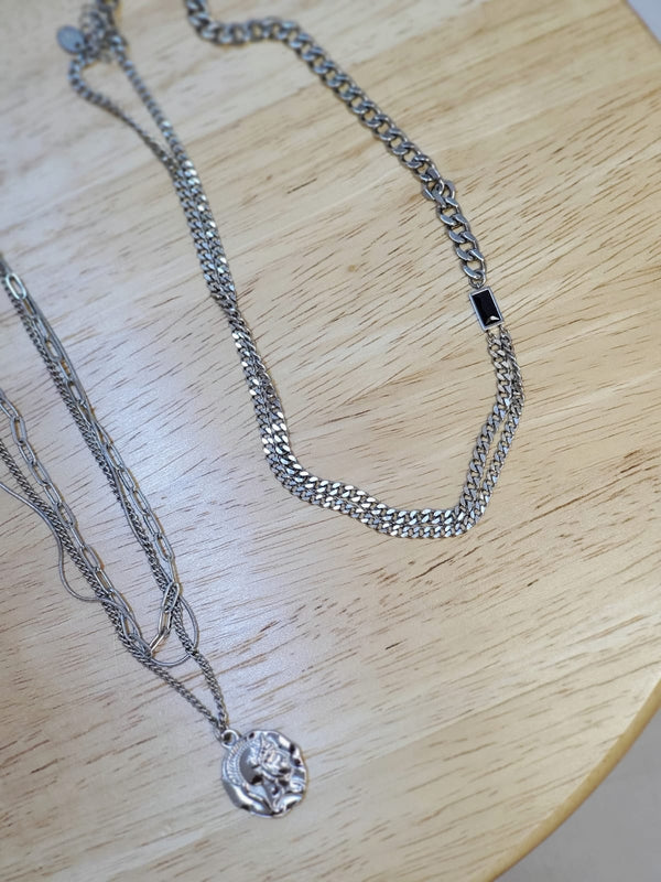 Cara Stone Multi Necklaces