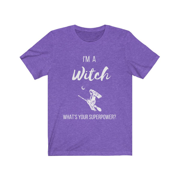 I'm a Witch Tee