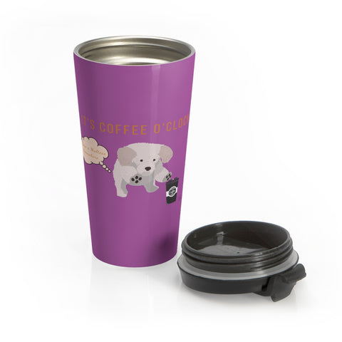 Maltese Stainless Steel Mug 2