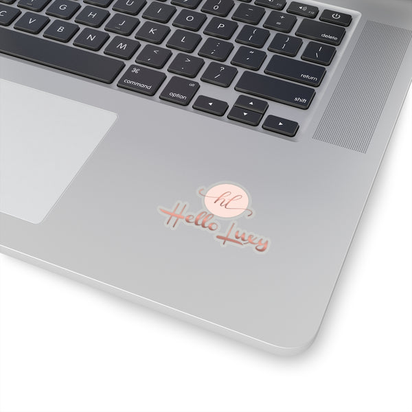 Hello Luxy Stickers - Free with Orders +$50