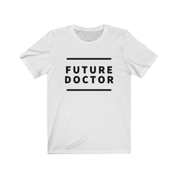 Future Doctor- DJ Short Sleeve Tee