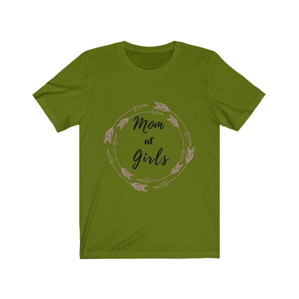 Mom of Girls Tee| Mom of Girls Tshirt| Mom Tshirt