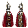 Aly Sparks Tassel Earrings