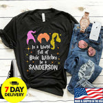 In a World of Basic Witches be a Sanderson Tee