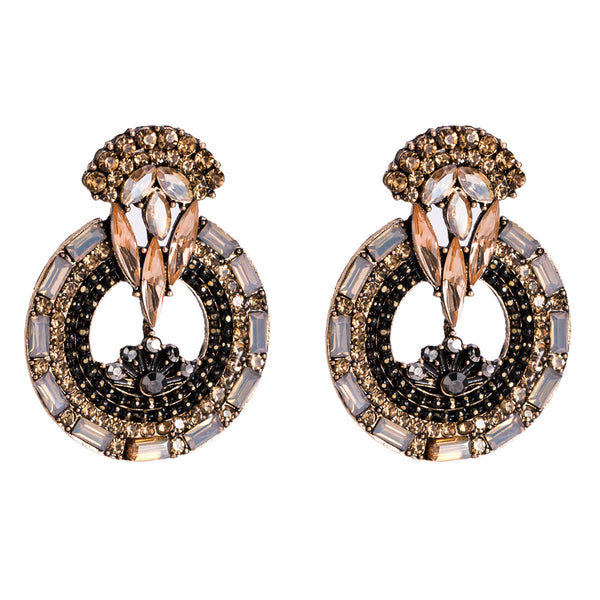 Dayanara Glam Earrings