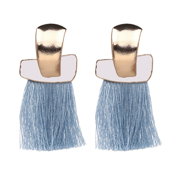 Gracia Tassel Earrings
