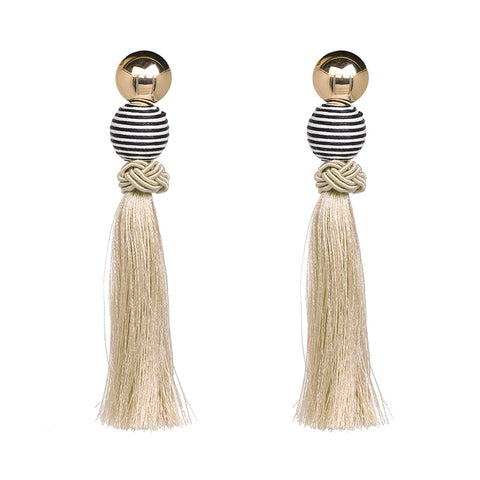 Natty Tassel Earrings