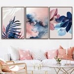 Rose Botanic Wall Art