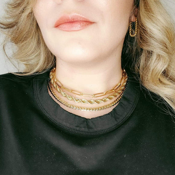 Gold Filled Necklaces, Vintage Necklace, Minimalist Jewelry, Hello Luxy, Fine Jewelry, Tik Tok Jewelry, Tik Tok Fashion, Best Gift for wife, Wife best gift