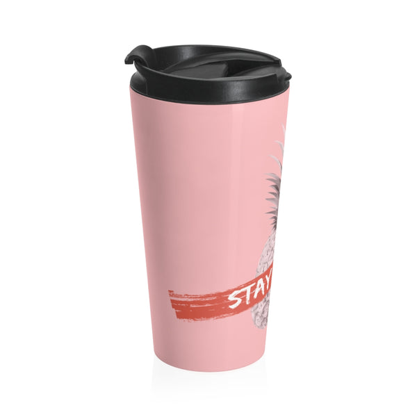Stay Fresh Stainless Steel Mug