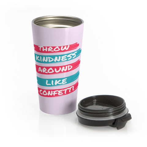 Kindness Stainless Steel Mug