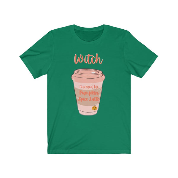 Witch Pumpkin Spice Latte Tee