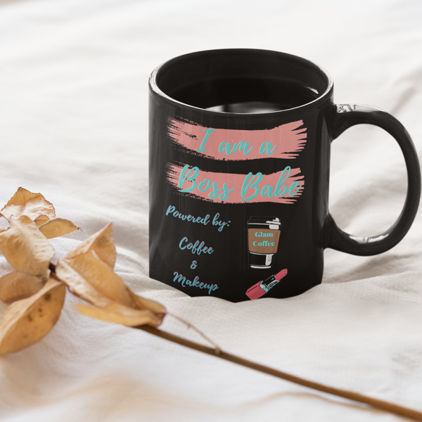 I am a Boss Babe 2 Mug 11oz