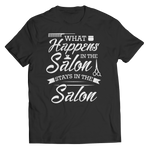 What Happens In The Saloon Stays In The Saloon