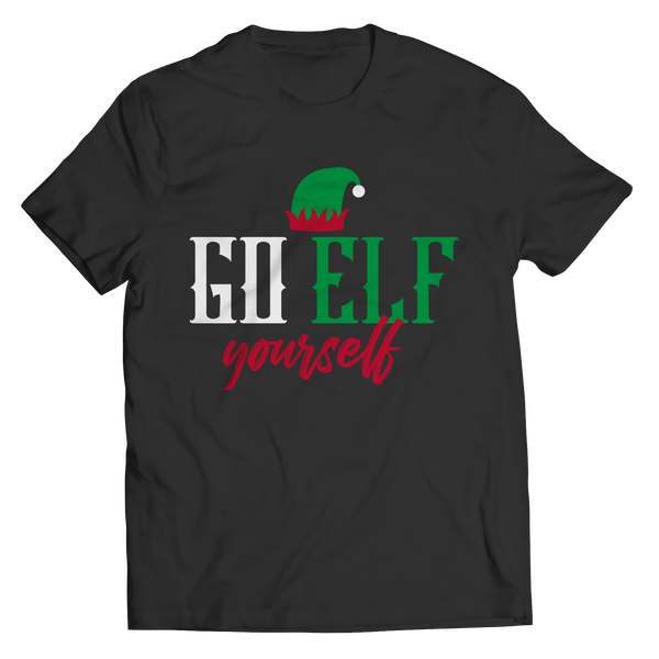 Go Elf Yourself - Unisex Shirt