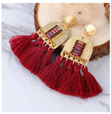Zoe Vintage Earrings
