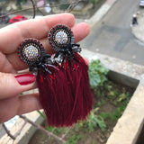 Sarah Tassel Earrings - Multiple Styles