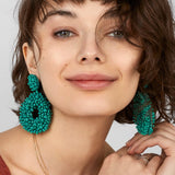 Valery Handmade Boho Drop Earrings
