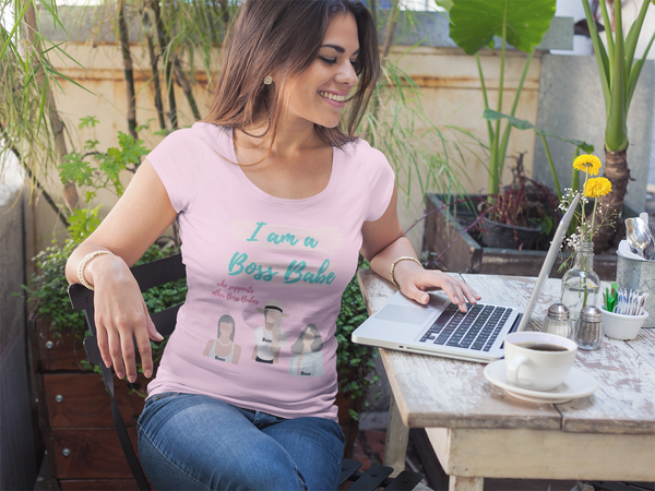 I am a Boss Babe Tee 4