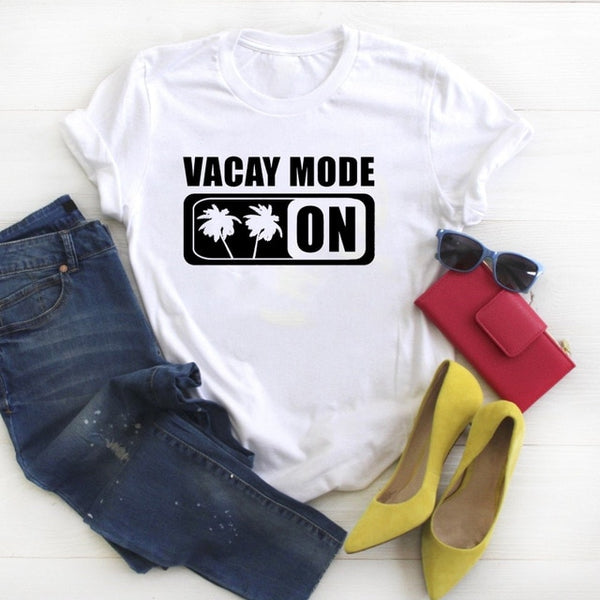 Vacation Tees Collection - Multiple Styles