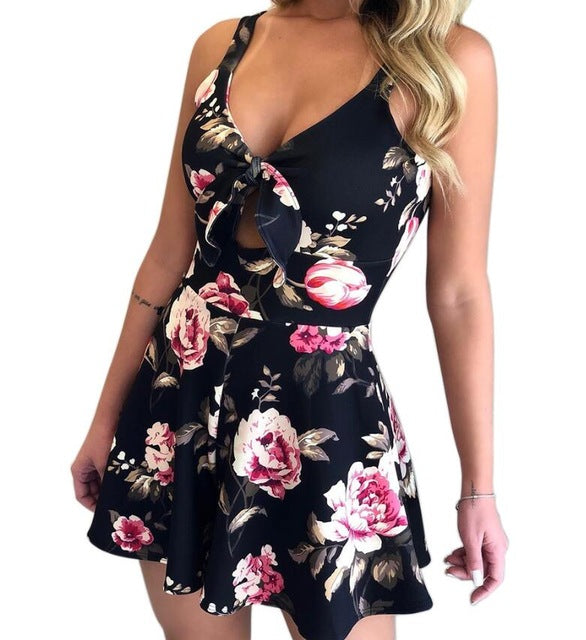 Giny Floral Dress