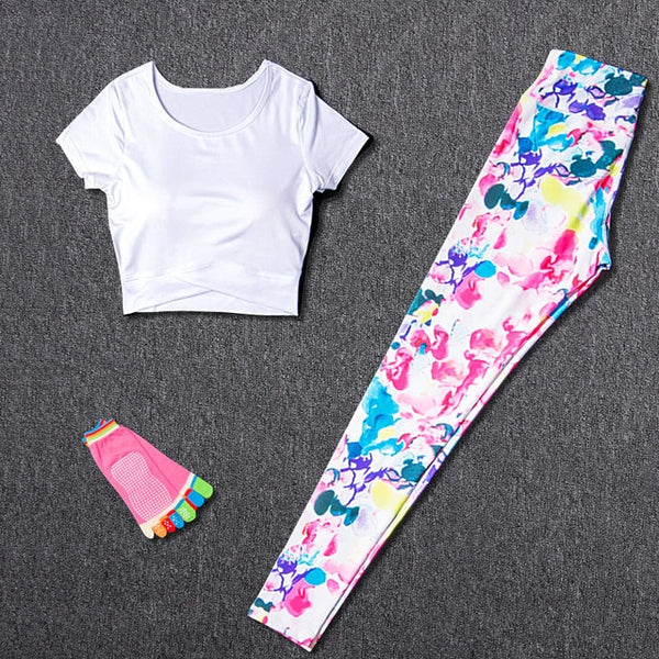 Nana Luxy Yoga Set
