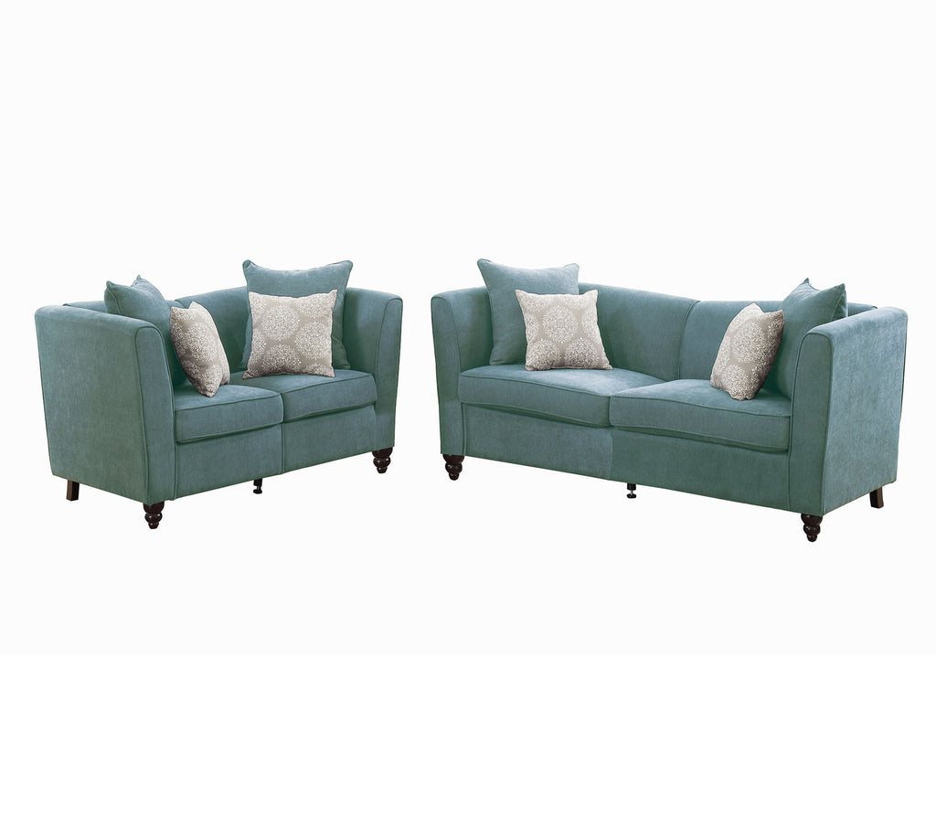 Seacoast Collection - Sofa & Loveseat