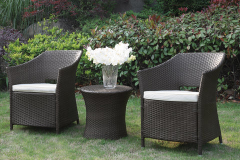 Outdoor Conversation Patio Set (3 PCS)