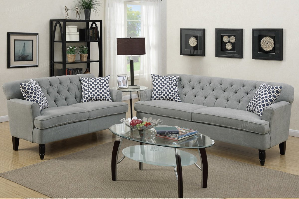 Shabby Chic - Sofa & Loveseat