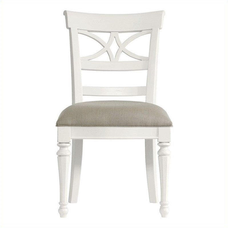 Stanley Retreat - Sea Watch Side Chair in Saltbox White