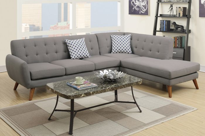 California Chic - Sectional