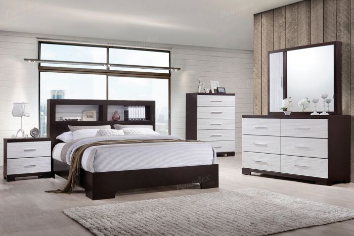 Modern Design - Queen Bed (Entire Set Available)