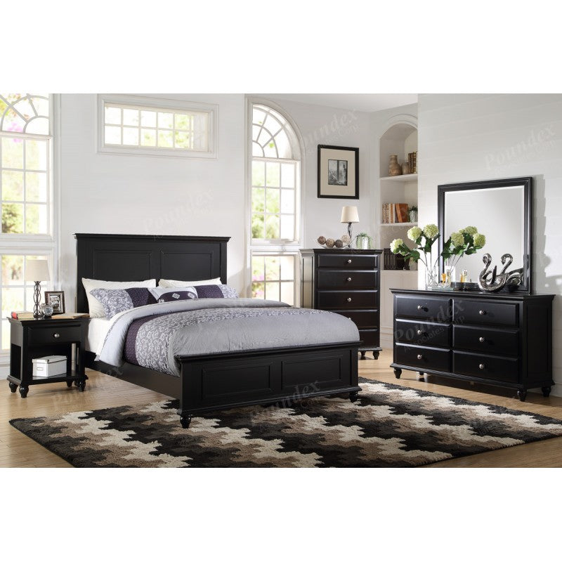 Queen or King Country Style Bedframe