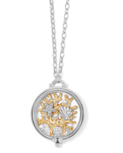 Brighton Paradise Cove Shaker Necklace