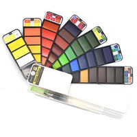 VividColor Portable Watercolor Kits