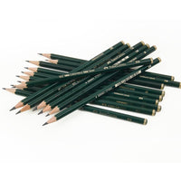 Faber-Castell Pencils 6H-8B - Set of 16