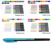 Ultimate Gel Pen Set of 48 - 4 Styles